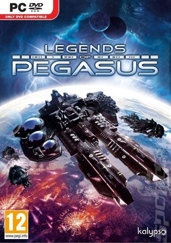 Legends of Pegasus (2012) PC