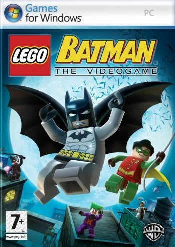 LEGO Batman: The Video Game (2008)