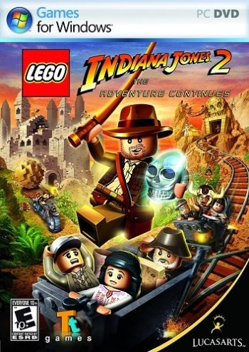 Lego Indiana Jones 2: The Adventure Continues (2009) PC