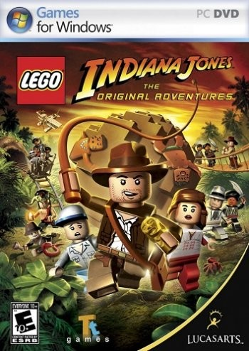 LEGO Indiana Jones: The Original Adventures (2008) PC