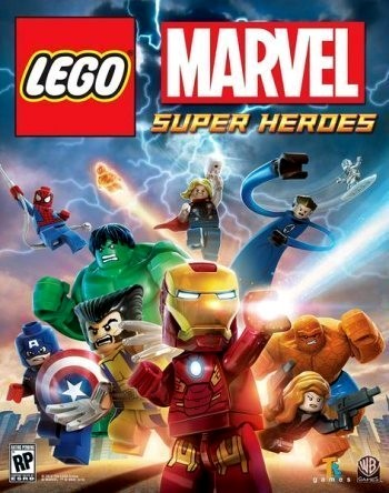 LEGO Marvel Super Heroes (2013) (PC/RUS)