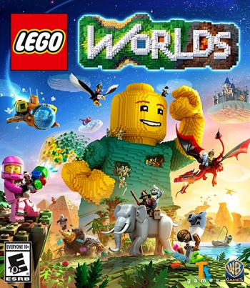 LEGO Worlds (2017) PC