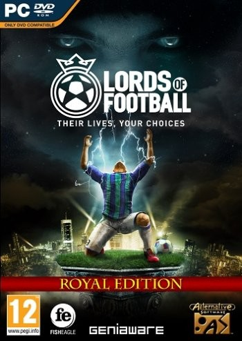 Lords of Football - Royal Edition (2013) PC