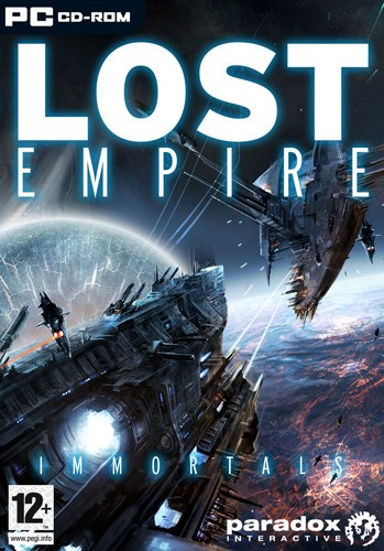 Lost Empire Immortals (2008) PC