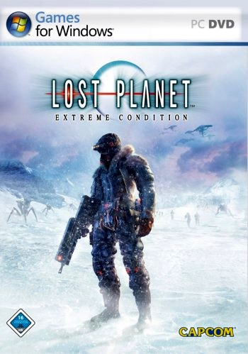 Lost Planet (2008) PC