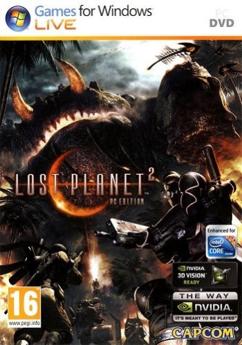 Lost Planet 2 (2010) PC