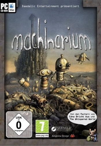 Machinarium / Машинариум (2009)