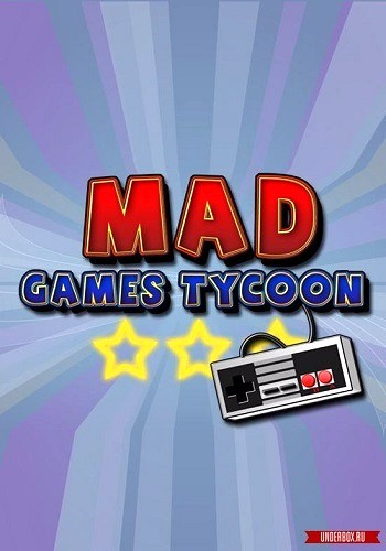 Mad Games Tycoon (2016) PC