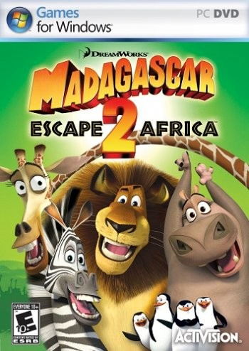 Madagascar: Escape 2 Africa (2008) PC