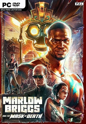 Marlow Briggs and The Mask of Death (2013) PC