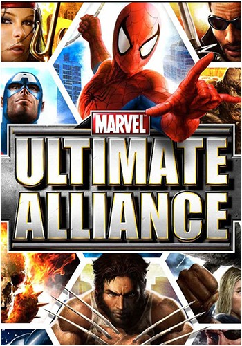 Marvel: Ultimate Alliance (2016) PC