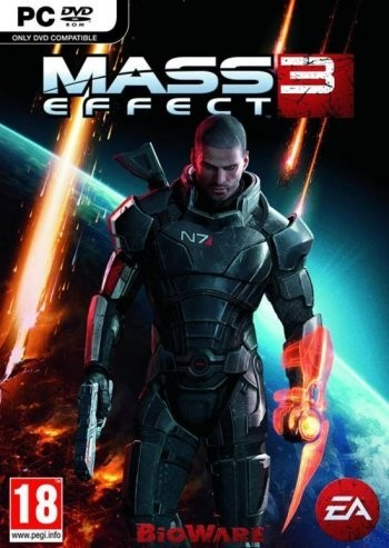 Mass Effect 3: Digital Deluxe Edition (2012)