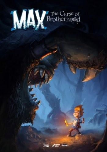Max: The Curse of Brotherhood (2014) PC
