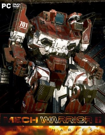 MechWarrior 5: Mercenaries (2018)