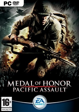 Medal of Honor: Pacific Assault (2004) PC