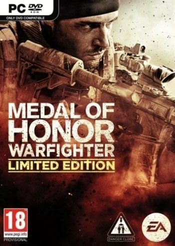 Medal of Honor: Warfighter - Deluxe Edition (2012) (PC/RUS)