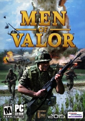 Men of Valor (2004) PC
