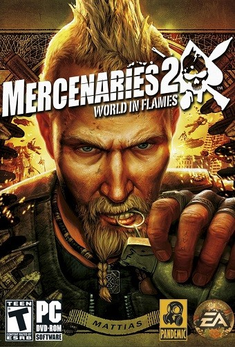 Mercenaries 2: World in Flames (2008) PC