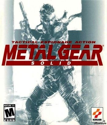 Metal Gear Solid (2000) PC