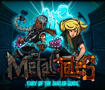Metal Tales: Fury of the Guitar Gods (2016) PC
