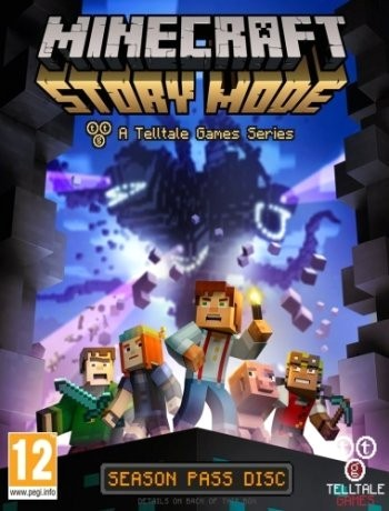 Minecraft: Story Mode (2015) PC