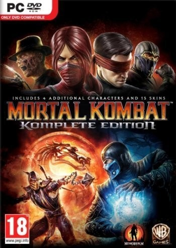 Mortal Kombat (2013) (PC/RUS)