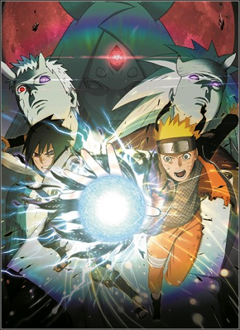 NARUTO SHIPPUDEN: Ultimate Ninja STORM 4 (2016) PC
