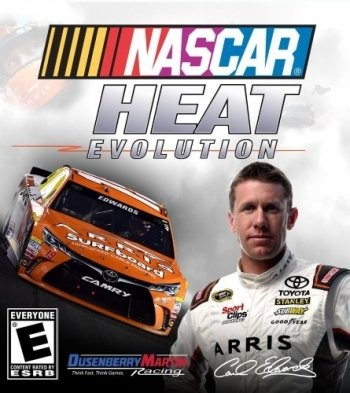 NASCAR Heat Evolution (2016) PC
