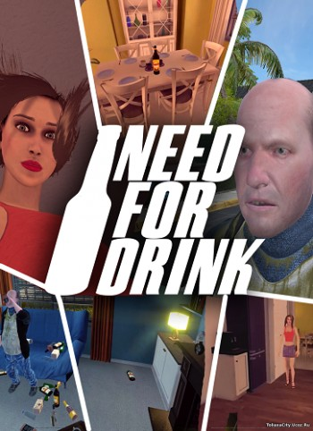Need For Drink [Early Access] (2017) PC