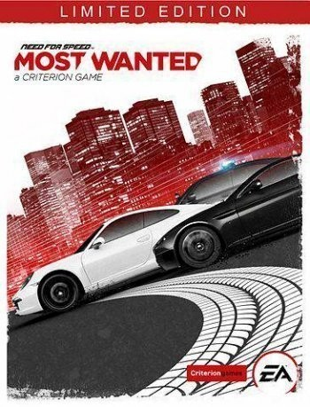 Need for Speed: Most Wanted [Limited Edition] (2012) (PC/RUS)