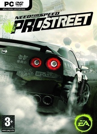 Need for Speed: ProStreet (2007) (PC/RUS)