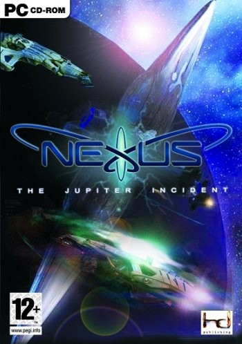Nexus: The Jupiter Incident Remastered (2016) PC