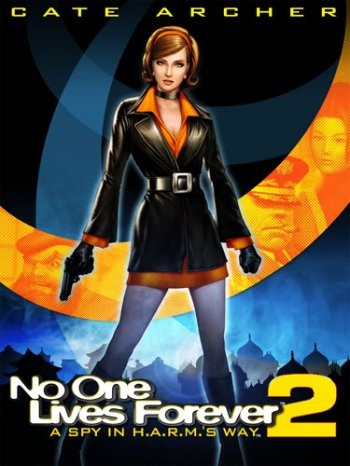 No One Lives Forever 2 (2002) PC