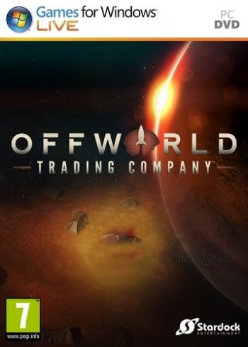 Offworld Trading Company (2016) PC