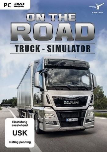 On The Road - Truck Simulation (2017) PC
