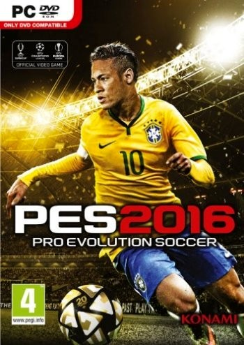 PES 2016 / Pro Evolution Soccer 2016 (2015) PC