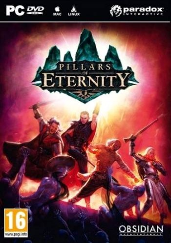 Pillars of Eternity: Royal Edition (2015) PC