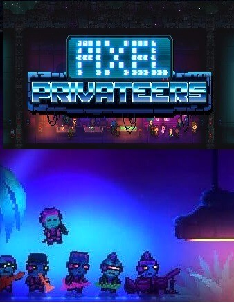 Pixel Privateers (2017) PC