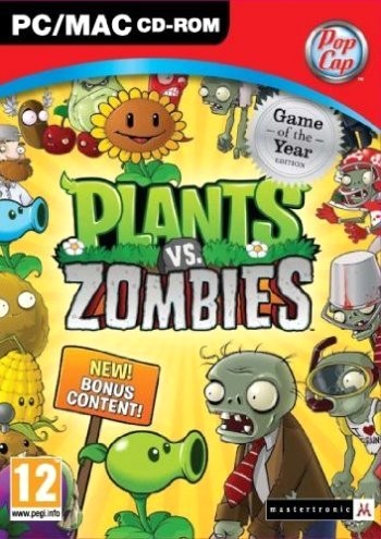 Plants vs. Zombies: Game of the Year Edition (2009)