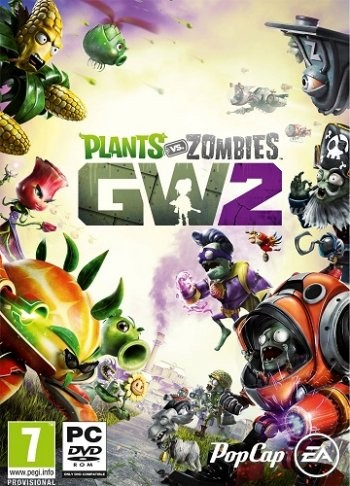 Plants vs. Zombies: Garden Warfare 2 (2016)
