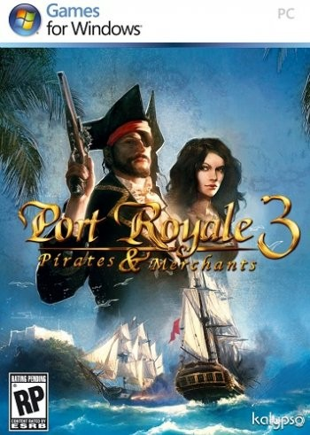 Port Royale 3: Pirates & Merchants (2012) PC