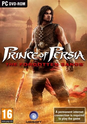 Prince of Persia: The Forgotten Sands (2010) PC
