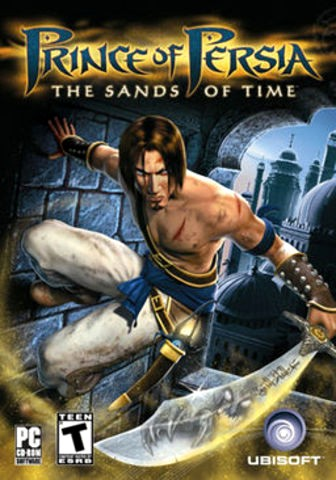 Prince of Persia - The Sands of Time (2003) PC
