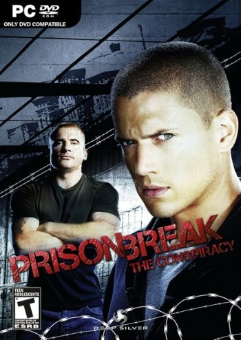 Prison Break: The Conspiracy (2010) PC