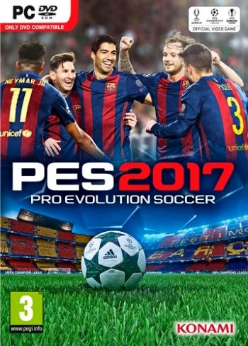 Pro Evolution Soccer 2017 (2016) PC