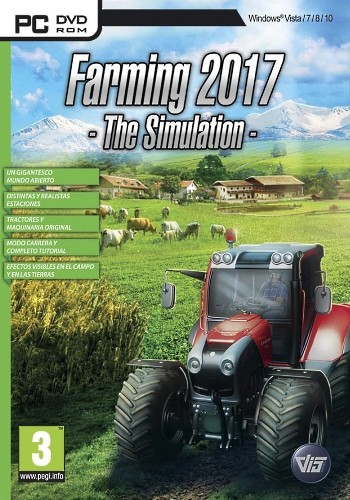 Professional Farmer 2017 (2016) PC