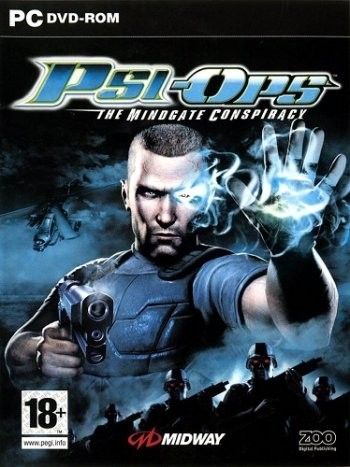 Psi-Ops: The Mindgate Conspiracy (2005) PC