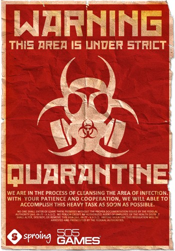 Quarantine (2017) PC