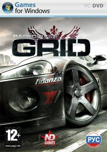 Race Driver: GRID (2008) (PC/RUS)