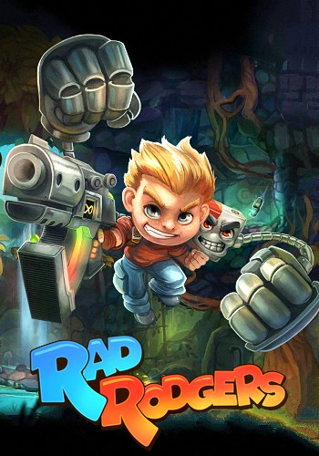 Rad Rodgers: World One (2017) PC